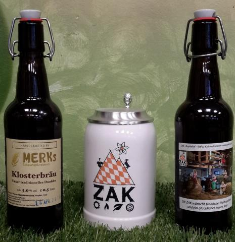 Zak Bier Aus Merks Scheunenbrauerei Zak Zentrale