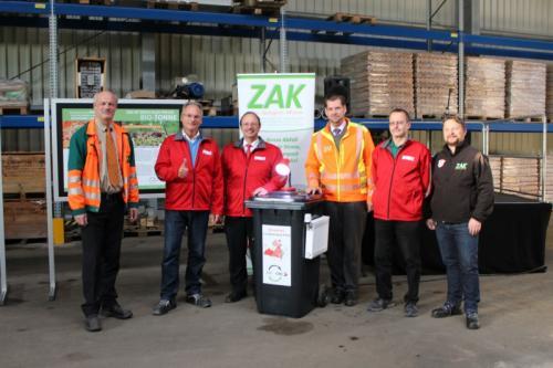 ZAK: Kompetenzzentrum nimmt Formen an